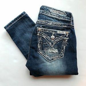 Like New Miss Me 'Ankle Skinny' Jean